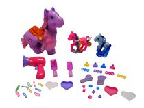 Kid Connection Pretty Pony Family Set (Purple)