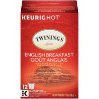 Twinings Keurig Brewed English Breakfast Tea