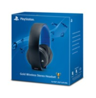 PlayStation®4 Gold Wireless Stereo Headset