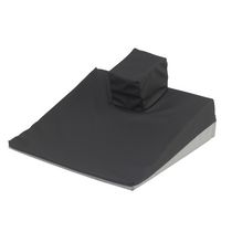 Drive Medical Pommel Wedge Cushion with Stretch Cover