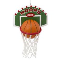 Hallmark 2016 Basketball Ornament (Walmart Exclusive)