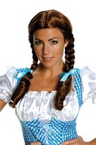 Deluxe Dorothy Adult Wig