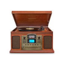 Crosley Director CD Recorder and Player