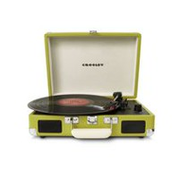 Crosley Cruiser Portable Turntable Green