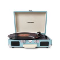 Crosley Cruiser Portable Turntable Turquoise