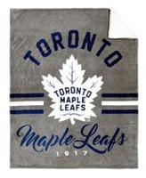 NHL Team Throw- Toronto Maple Leafs