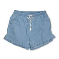 Kandy Kiss Girls' Denim Short M