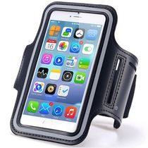 Exian Arm Band for iPhone 5/5S/SE in Black