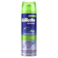 Gillette TGS Series Shave Gel Sensitive