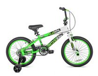 "Kent Boys' 18"" Action Zone Bike"