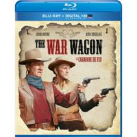 Film The War Wagon (Blu-ray + Digital HD) (Bilingue)