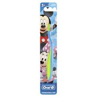 Oral-B Pro-Health Stages Kid's Toothbrush featuring Disney's Mickey and Minnie Mouse
