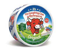 Fromage à tartiner La Vache qui rit au goût original