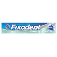 Fixodent Soothing Mint Denture Adhesive Cream