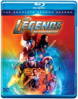 DC's Legends Of Tomorrow: The Complete Second Season (Blu-ray)
