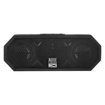 Altec Lansing IMW457-BLK Jacket H2O Bluetooth Speaker