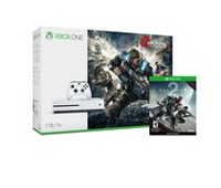 Xbox One S 1 TB Gears of War 4 Bundle with Destiny 2