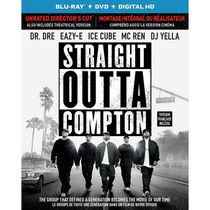 Straight Outta Compton (Director's Cut) (Blu-ray + DVD + Digital HD) (Bilingual)
