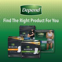 Depend Fit-Flex Men's Maximum Absorbency Underwear - image 8 of 8