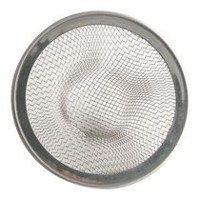 FIX IT! Mesh Tub Strainer - Stainless Steel Finish