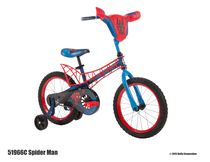 Marvel® Spider-Man® 16 Inch Boys' Huffy Bicycle