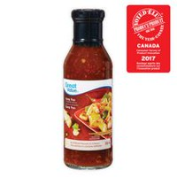 Great Value Kung Pao Cooking Sauce