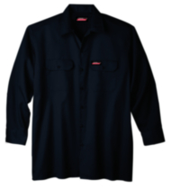 G14013 Genuine Dickies Button Work Shirt M