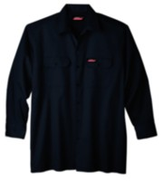 G14013 Genuine Dickies Button Work Shirt L
