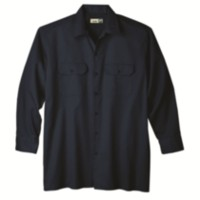 P14010 Kodiak Button Work Shirt French Blue 3XL