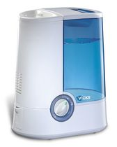 Vicks Warm Mist Humidifier, 3.8 l