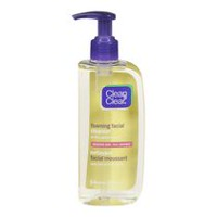 Clean & Clear® Foaming Facial Cleanser for Sensitive Skin