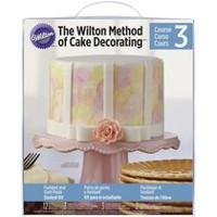 Wilton Course# 3 Student Decorating Kit