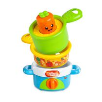 Bright Starts Giggling Gourmet™Nest 'n Sing Pots™