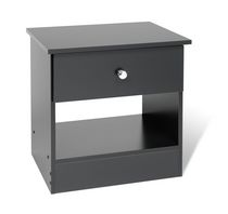 Table de chevet Edenvale de Prepac en noir