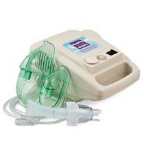 MedPro Compressor Nebulizer Kit with Child And Adult Masks, off White