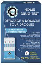 Home Drug Test Kits Home Drug Test Kit - 12 Drugs