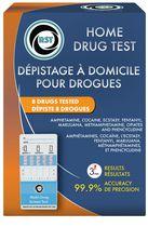 Home Drug Test Kits Home Drug Test Kit - 8 Drugs