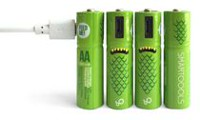 Smart Tools AA 4-Pack Micro USB Rechargeable Batteries