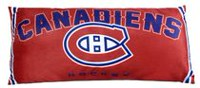 NHL Body Pillow- Montreal Canadiens