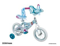 Bicyclette de 12 po La Reine des neiges de Disney pour fillettes par Huffy