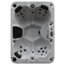 Calgary 4-Person Plug & Play 24-Jet Hot Tub