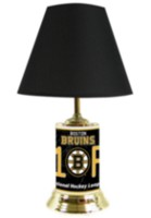Logo Chair NHL Boston Bruins Table Lamp