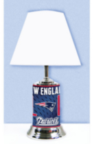 Lampe de table des Patriots