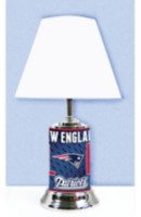 Logo Chair NFL New England Patriots Table Lamp