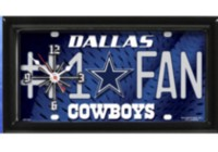 Logo Chair NFL Dallas Cowboys Wall Clock