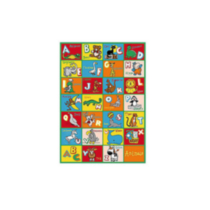 ABC Animals - Kids Play Mat