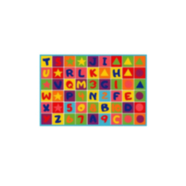 Letters & Numbers - Kids Play Mat