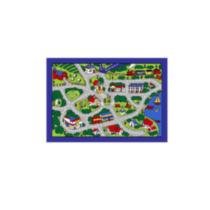 Street Map - Kids Play Mat
