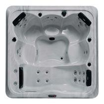 Richmond 6-Person Plug & Play 27-Jet Hot Tub