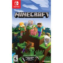 Minecraft pour Switch de Nintendo